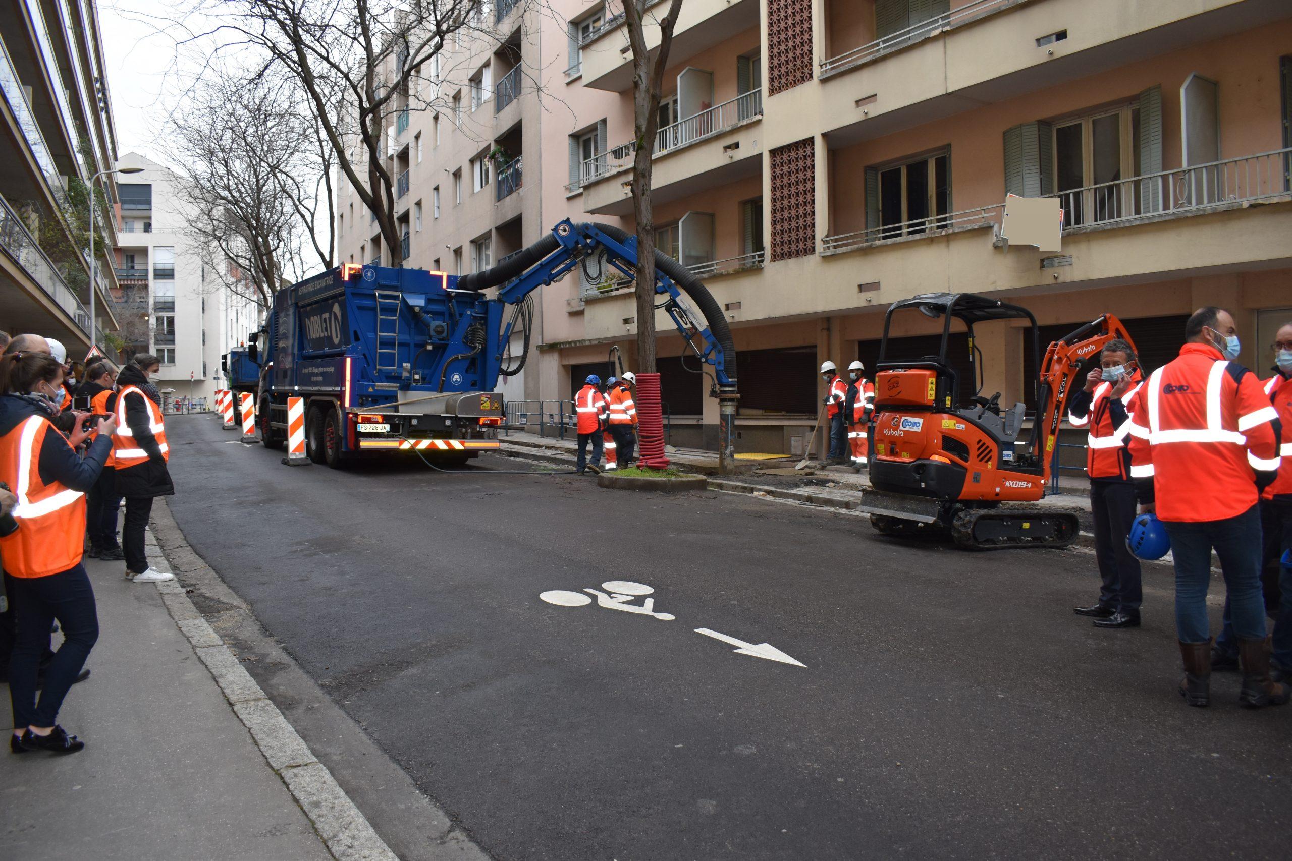 travaux publics Lyon